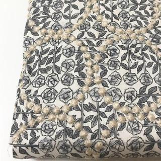 ミナペルホネン(mina perhonen)のラスト ミナペルホネン リバティ タンバリン 生地幅×50cm(生地/糸)
