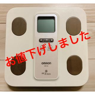 オムロン(OMRON)のオムロン 体重計 体組成計(体重計/体脂肪計)