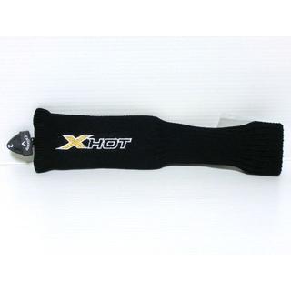 キャロウェイゴルフ(Callaway Golf)のキャロウェイ【X-HOT UT用】純正ヘッドカバー 新品(その他)