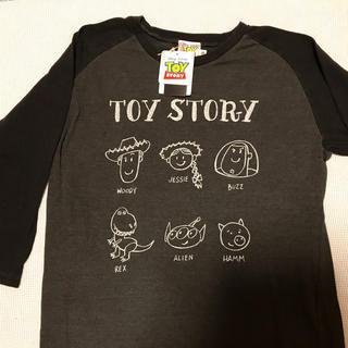 トイストーリー(トイ・ストーリー)のトイストーリー・Tシャツ(Tシャツ(長袖/七分))