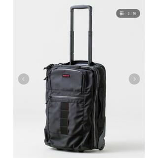 ブリーフィング(BRIEFING)のナノユニバースBRIEFING x WillLOUNGE スーツケース キャリー(トラベルバッグ/スーツケース)