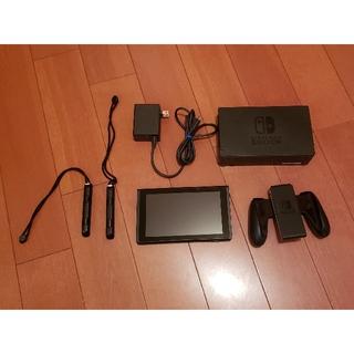 ニンテンドースイッチ(Nintendo Switch)の任天堂 Switch 本体 動作確認済み スイッチ(家庭用ゲーム機本体)