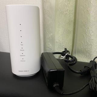 エヌイーシー(NEC)のWiMAX ルーター home01(PC周辺機器)