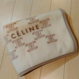 セリーヌ(celine)のCELINE🐴セリーヌハーフケット(おくるみ/ブランケット)