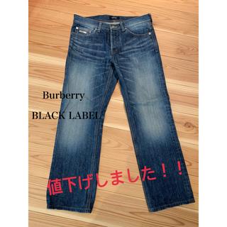 バーバリーブラックレーベル(BURBERRY BLACK LABEL)のBurberry Black  Label のジーンズ(デニム/ジーンズ)