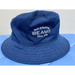 ビームス(BEAMS)のbeams バケットハット 帽子(ハット)
