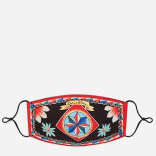 ドルチェアンドガッバーナ(DOLCE&GABBANA)のDolce&Gabbana ドルガバ花柄【新品】(バンダナ/スカーフ)