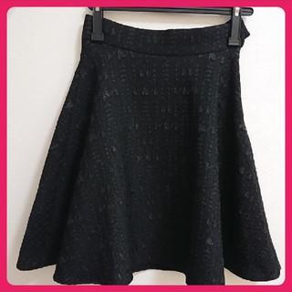 ミーア(MIIA)のミーア♡美品フレアースカート♡フリーサイズ(ひざ丈スカート)