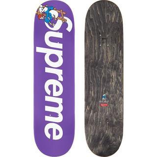 Supreme®/Smurfs™ Skateboard Purple(スケートボード)