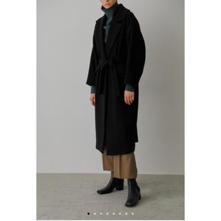 エンフォルド(ENFOLD)のRIM.ARK Double weave loose gown(ガウンコート)