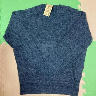 ムジルシリョウヒン(MUJI (無印良品))の無印 Vネックセーター(ニット/セーター)