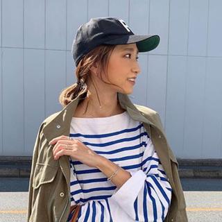 トゥデイフル(TODAYFUL)のtodayful イニシャルキャップ 帽子 cap トゥディフル(キャップ)