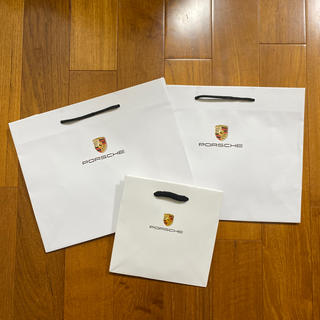 ポルシェ(Porsche)のPORSCHE 紙袋(ショップ袋)