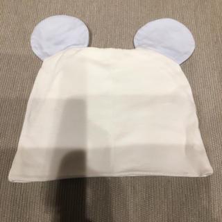 ユニクロ(UNIQLO)のユニクロ ミッキーマウス ベビー帽子(帽子)
