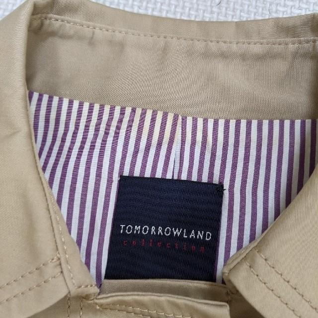 TOMORROWLAND(トゥモローランド)のTOMORROWLAND トレンチコート レディースのジャケット/アウター(トレンチコート)の商品写真