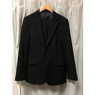 ジーユー(GU)のGU  スーツ  セットアップ  (テーラードジャケット&パンツ)(セットアップ)