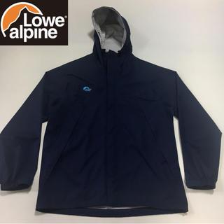 ロウアルパイン(Lowe Alpine)のロウアルパイン◇ソフト シェル ジャケット ネイビー  Lサイズ(ナイロンジャケット)