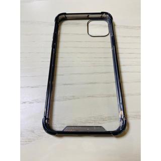 アイフォーン(iPhone)のiPhone11pro max プロマックス専用スマホケース ブラック 黒 中古(iPhoneケース)