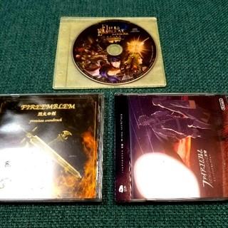 ニンテンドウ(任天堂)のファイアーエムブレム 3点プレミアムサウンドトラックセット(ゲーム音楽)