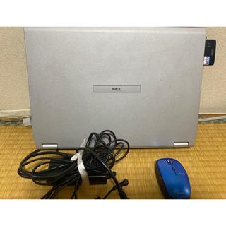 エヌイーシー(NEC)のNEC LaVie L PC-LL370JD ノートパソコン Vista(ノートPC)