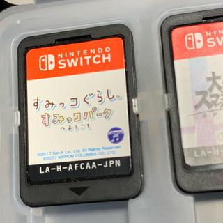 ニンテンドースイッチ(Nintendo Switch)のすみっコぐらし すみっコパークへようこそ Switch (家庭用ゲームソフト)