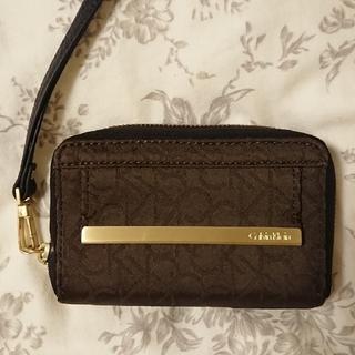 カルバンクライン(Calvin Klein)のカルバン・クライン 財布パース(コインケース/小銭入れ)