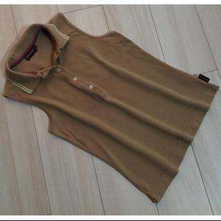 モンクレール(MONCLER)のモンクレール ノースリーブ(カットソー(半袖/袖なし))
