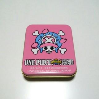 ユニバーサルスタジオジャパン(USJ)のワンピース空き缶(その他)
