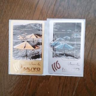 エヌティティドコモ(NTTdocomo)のテレホンカード 50度×2枚 未使用(その他)