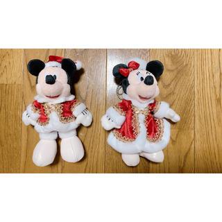 デイジー(Daisy)のディズニー キャンリフ クリスマス ミキミニ ぬいば 2008(キャラクターグッズ)