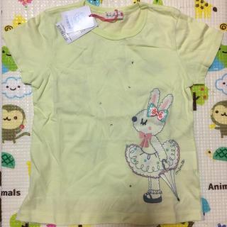 ニットプランナー(KP)の【新品タグ付き】KP mimiちゃん 半袖Tシャツ 110(Tシャツ/カットソー)