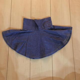 オールドネイビー(Old Navy)のOLDNAVYストレッチデニムスカート2T(スカート)