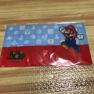 ニンテンドウ(任天堂)の【新品未使用】スーパーマリオ オリジナルマスクケース(その他)