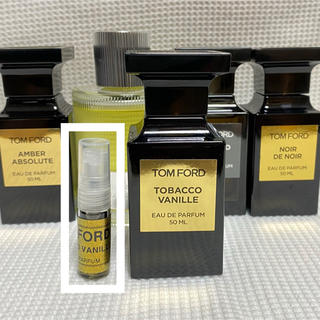 トムフォード(TOM FORD)の新品 Tom Ford Tobacco Vanille 1.5ml 香水(ユニセックス)