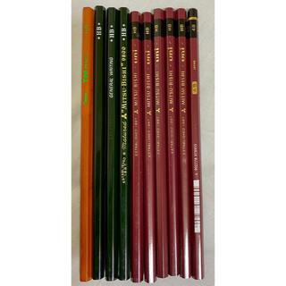 ミツビシエンピツ(三菱鉛筆)の鉛筆10本セット(鉛筆)