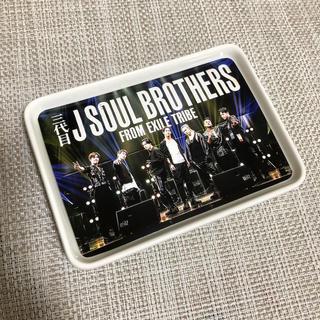 サンダイメジェイソウルブラザーズ(三代目 J Soul Brothers)の三代目J Soul Brothers 小物置きトレイ (小物入れ)