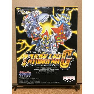 バンプレスト(BANPRESTO)の【難あり】GB 第2次スーパーロボット大戦G(携帯用ゲームソフト)