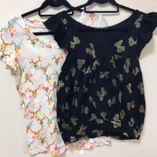 ツモリチサト(TSUMORI CHISATO)のツモリチサトのTシャツ②(Tシャツ(半袖/袖なし))