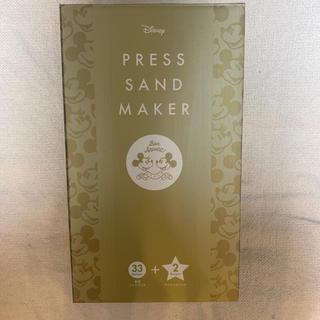 ディズニー(Disney)のディズニープレスサンドメーカー(サンドメーカー)