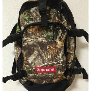 supreme backpack 19ss realtreecamo(バッグパック/リュック)