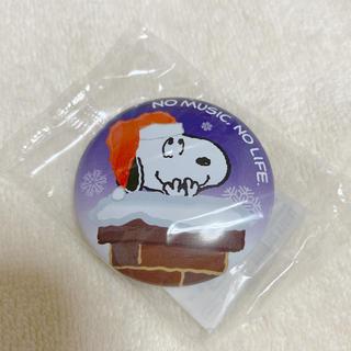 スヌーピー(SNOOPY)のタワーレコード限定 スヌーピー缶バッジ(バッジ/ピンバッジ)