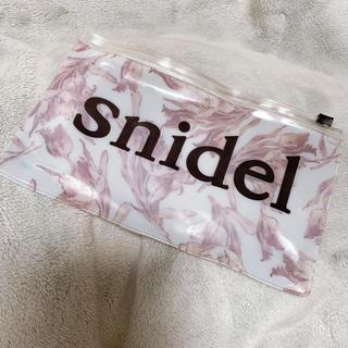 スナイデル(snidel)のsnidel ポーチ(ポーチ)