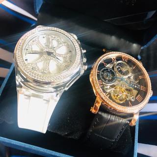 アヴァランチ(AVALANCHE)のアンコキーヌ ゾンネハオリ 腕時計(腕時計(アナログ))