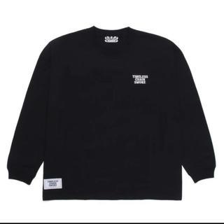 ワコマリア(WACKO MARIA)のなめだるま 舐達麻 ロンtシャツ  BUDSPOOL(Tシャツ/カットソー(七分/長袖))