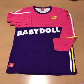 ベビードール(BABYDOLL)のベビードールBABYDOLLロンTサイズL(Tシャツ(長袖/七分))