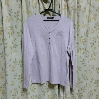 バーバリーブラックレーベル(BURBERRY BLACK LABEL)の[2] バーバリーブラックレーベル 長袖シャツ(Tシャツ/カットソー(七分/長袖))