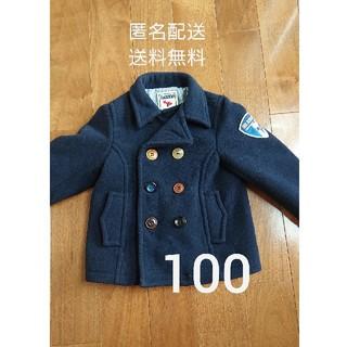 ミキハウス(mikihouse)のミキハウス ブラックベア コート 100(コート)