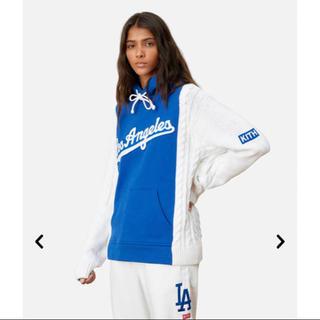 kith Dodgers MLB パーカー Mサイズ(パーカー)