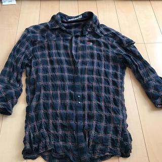 フランシストモークス(FranCisT_MOR.K.S.)のモークス ネルシャツ チェックシャツ(シャツ)