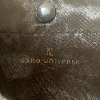 ナノユニバース(nano・universe)のナノユニバース エコバッグ(エコバッグ)